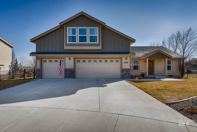 1574 N Azurite Pl, Kuna, ID 83634 (MLS #98795270) :: Build Idaho