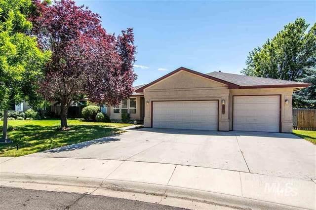 1576 N Trellis Pl, Eagle, ID 83616 (MLS #98795280) :: Haith Real Estate Team