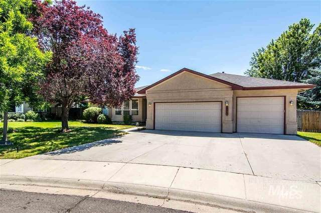 1576 N Trellis Pl, Eagle, ID 83616 (MLS #98795280) :: Navigate Real Estate