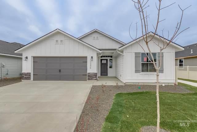 1581 N Thistle Dr, Kuna, ID 83634 (MLS #98795293) :: Minegar Gamble Premier Real Estate Services