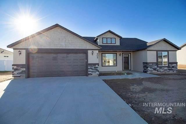 605 Orchard Way, Buhl, ID 83316 (MLS #98795323) :: Bafundi Real Estate