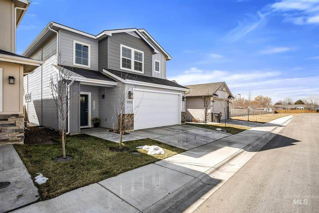 2113 W Claira Rd, Nampa, ID 83651 (MLS #98795346) :: Build Idaho