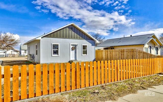 414 5th St., Wilder, ID 83676 (MLS #98795351) :: Minegar Gamble Premier Real Estate Services