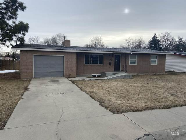 22 N Gem St, Nampa, ID 83651 (MLS #98795356) :: Build Idaho