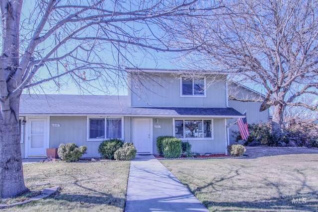 851 N Benjamin, Boise, ID 83704 (MLS #98795362) :: Michael Ryan Real Estate