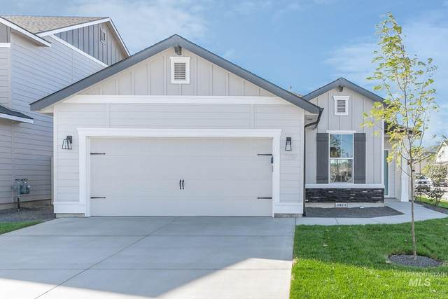 1557 N Thistle Dr, Kuna, ID 83634 (MLS #98795369) :: Minegar Gamble Premier Real Estate Services