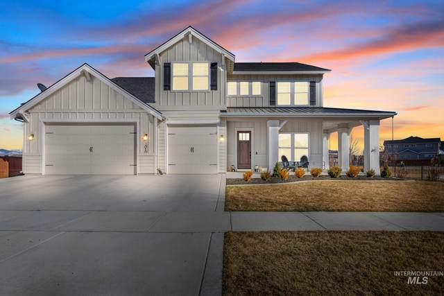 2010 E Mores Trail Dr, Meridian, ID 83642 (MLS #98795379) :: Build Idaho