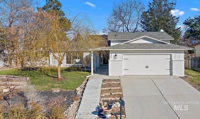 5450 N Sunderland, Boise, ID 83704 (MLS #98795385) :: Boise River Realty
