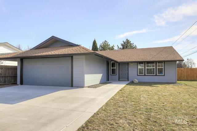 1535 North Gate Ave, Meridian, ID 83642 (MLS #98795404) :: Build Idaho
