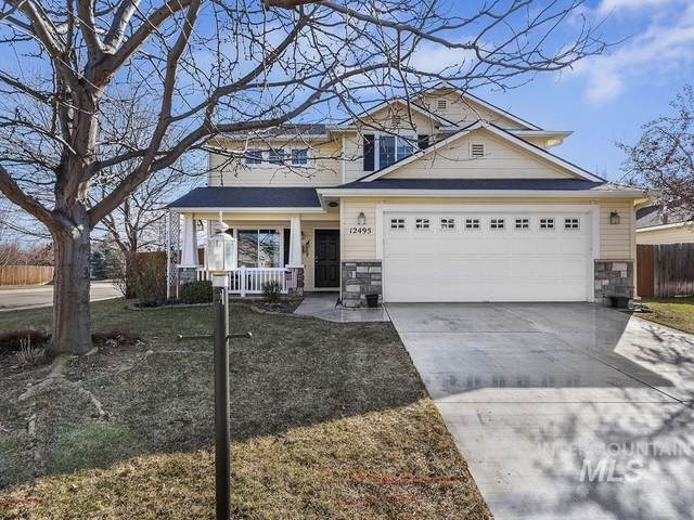 12495 Abram Drive, Boise, ID 83713 (MLS #98795408) :: Build Idaho