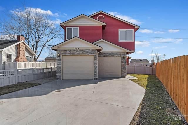 864 N Britt Place, Meridian, ID 83642 (MLS #98795451) :: Navigate Real Estate
