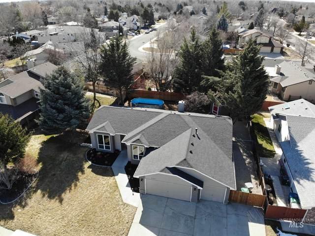 9851 W Meadowlark Ct., Boise, ID 83704 (MLS #98795454) :: Michael Ryan Real Estate