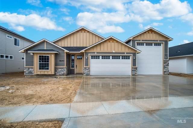 8240 E Stone Valley Street, Nampa, ID 83687 (MLS #98795469) :: Full Sail Real Estate