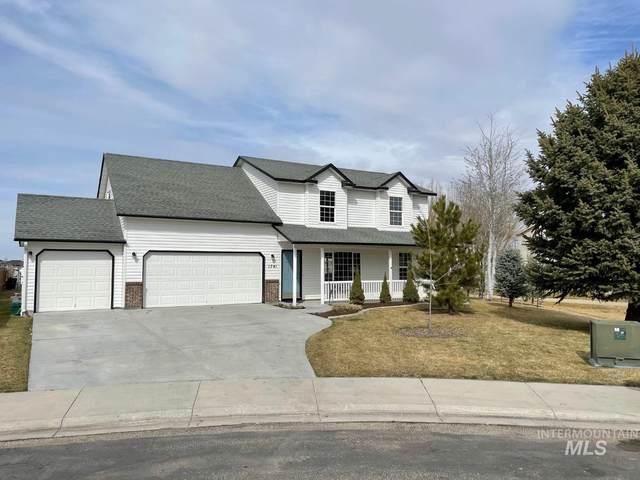 1741 N Deerhorn Ave, Kuna, ID 83634 (MLS #98795576) :: Idaho Real Estate Pros