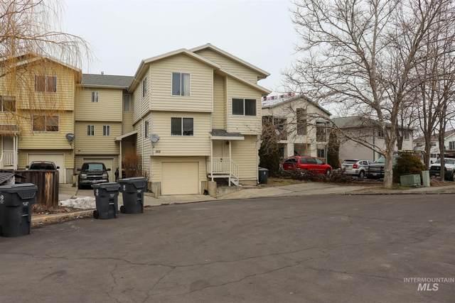 562 Deer Meadow #1, Moscow, ID 83843 (MLS #98795585) :: Boise River Realty