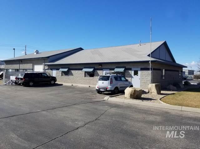7545 W Lemhi St, Boise, ID 83709 (MLS #98795595) :: Story Real Estate