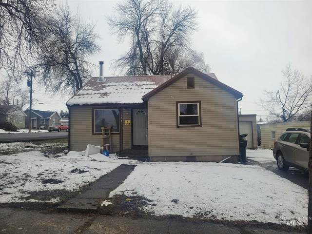 124 E South 6th Street, Grangeville, ID 83530 (MLS #98795598) :: Shannon Metcalf Realty