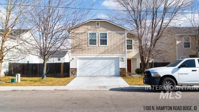 1100 N Hampton Rd, Boise, ID 83704 (MLS #98795939) :: Adam Alexander