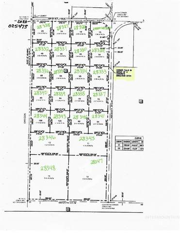 East parcel Highway 18  (Land Only), Parma, ID 83660 (MLS #98796048) :: Michael Ryan Real Estate