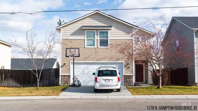 1178 N Hampton Rd, Boise, ID 83704 (MLS #98796079) :: Adam Alexander