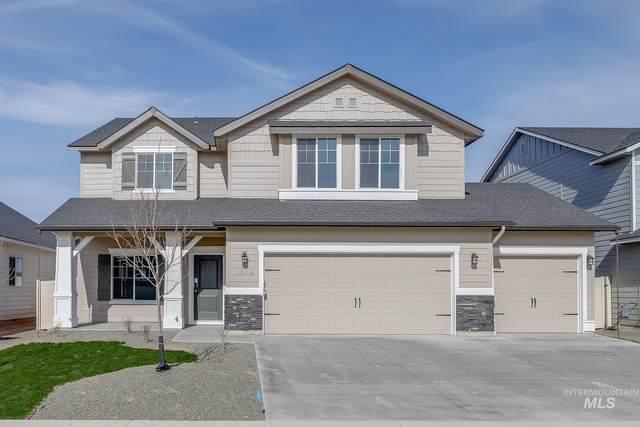 2739 W Balboa Dr, Kuna, ID 83634 (MLS #98796101) :: Michael Ryan Real Estate