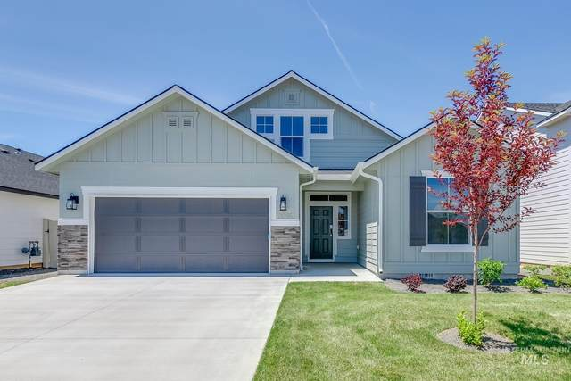 1593 N Thistle Dr, Kuna, ID 83634 (MLS #98796104) :: Minegar Gamble Premier Real Estate Services