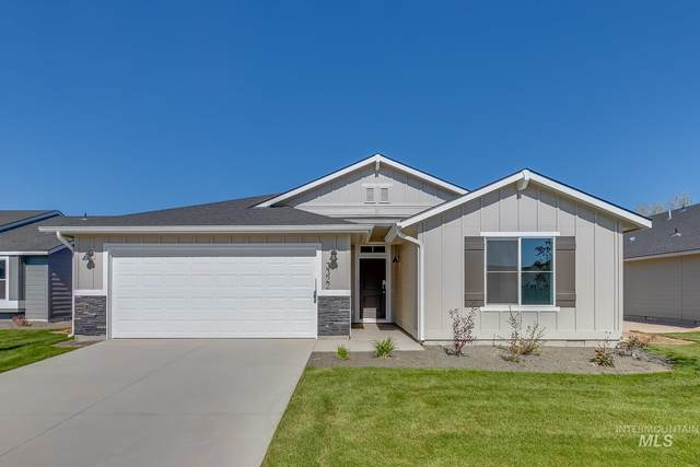 1533 N Thistle Dr, Kuna, ID 83634 (MLS #98796110) :: Minegar Gamble Premier Real Estate Services