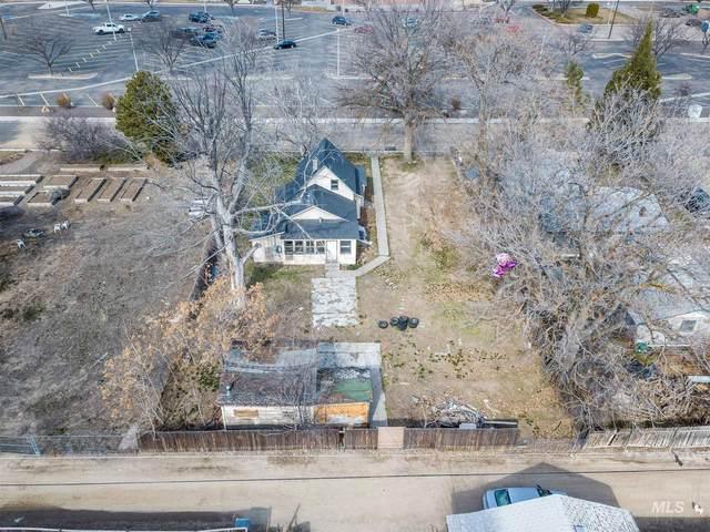 1916 E Oak, Caldwell, ID 83605 (MLS #98796160) :: Bafundi Real Estate