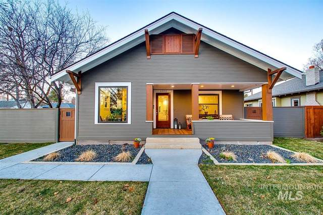 1002 E Washington St, Boise, ID 83712 (MLS #98796474) :: Epic Realty