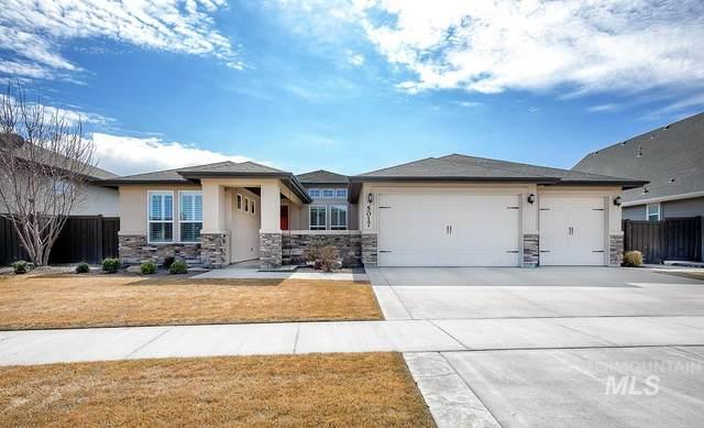 5017 W Piaffe Dr, Eagle, ID 83616 (MLS #98796531) :: Build Idaho