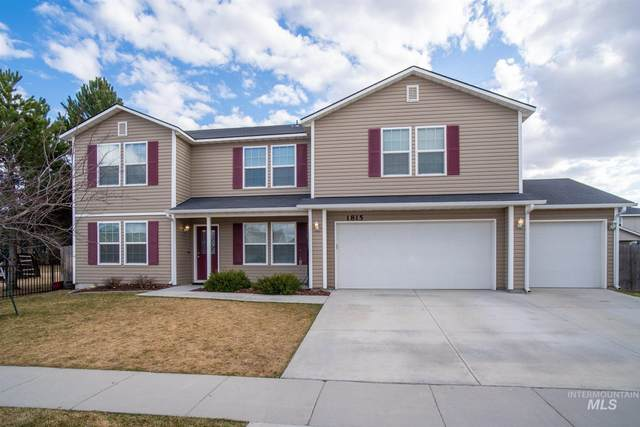 1815 E Adelaide Dr, Meridian, ID 83642 (MLS #98796783) :: New View Team