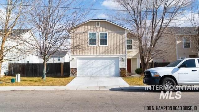 1100 N Hampton Rd, Boise, ID 83709 (MLS #98796907) :: Adam Alexander
