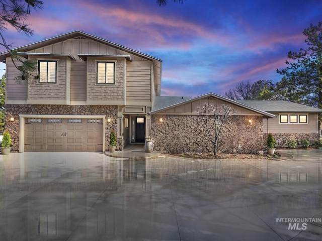 1300 W Sunrise Rim Rd., Boise, ID 83705 (MLS #98796934) :: Jon Gosche Real Estate, LLC
