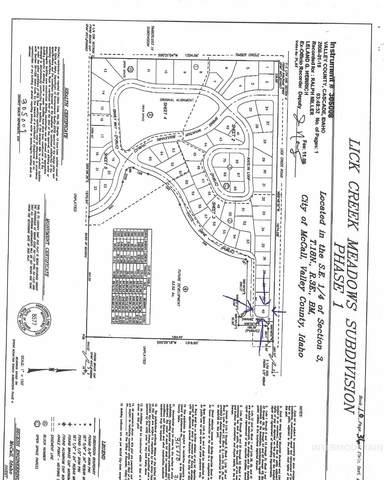 TBD Potts Dr., Mccall, ID 83638 (MLS #98797002) :: Bafundi Real Estate