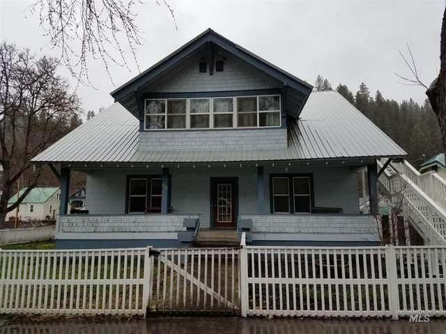 608 Brown Ave, Orofino, ID 83544 (MLS #98797041) :: Boise River Realty