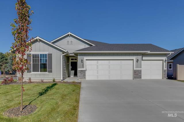 4891 W Sands Basin Dr, Meridian, ID 83646 (MLS #98797115) :: Build Idaho