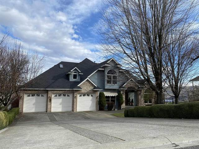 3705 Nicklaus Drive, Clarkston, WA 99403 (MLS #98797150) :: The Bean Team