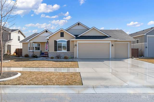 1956 N World Cup Way, Eagle, ID 83616 (MLS #98797376) :: Michael Ryan Real Estate
