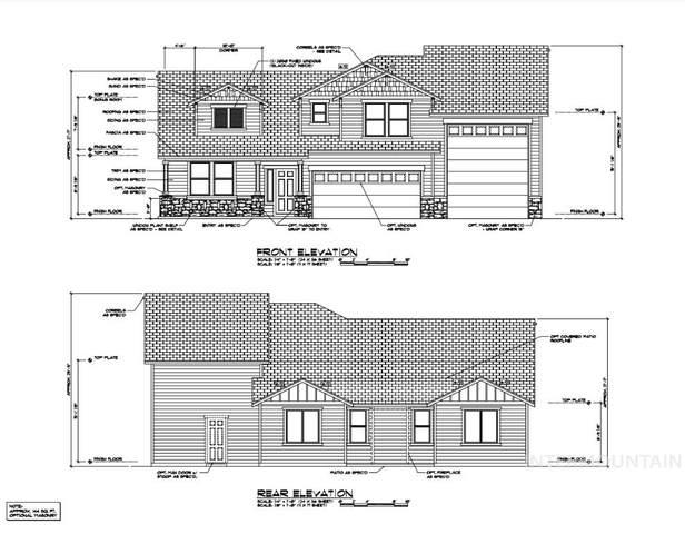 L4B1 Mitera, Boise, ID 83709 (MLS #98797402) :: Jon Gosche Real Estate, LLC