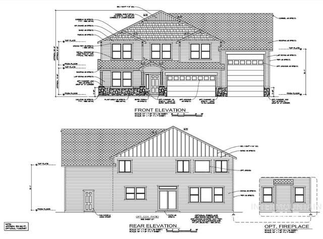 L5B1 Mitera, Boise, ID 83709 (MLS #98797403) :: Juniper Realty Group