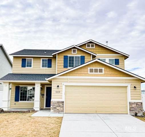 1009 S Kalahari Ave, Kuna, ID 83634 (MLS #98797505) :: Michael Ryan Real Estate