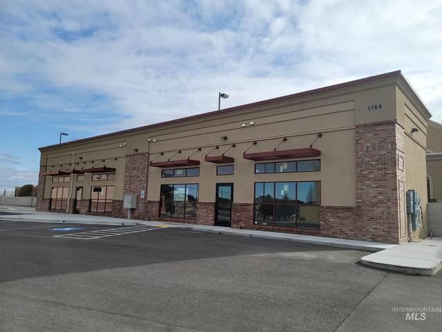 1726/1760 Harrison St N, Twin Falls, ID 83301 (MLS #98797533) :: The Bean Team