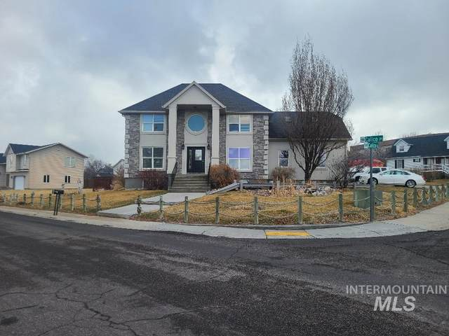 1620 Calico Circle, Pocatello, ID 83201 (MLS #98797548) :: Boise Valley Real Estate