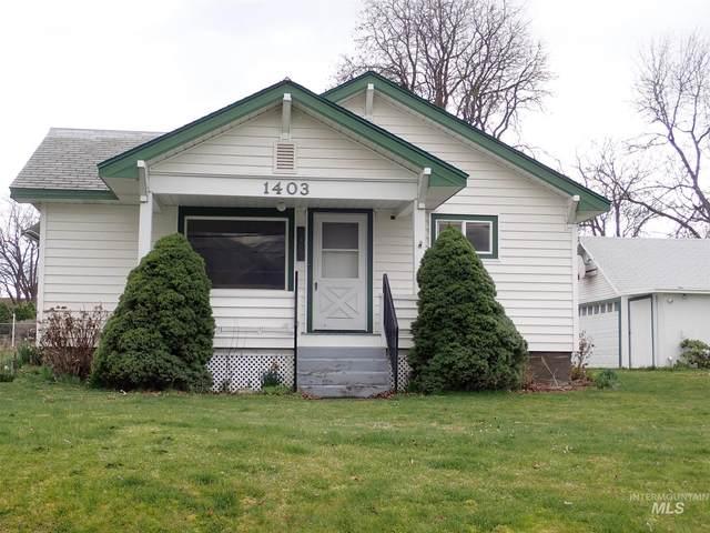 1403 Maple St., Clarkston, WA 99403 (MLS #98797605) :: Boise Home Pros