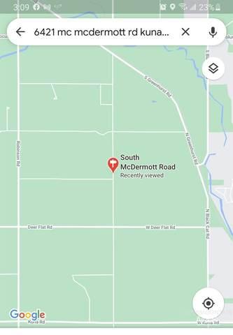 6421 Mc Dermott Rd., Kuna, ID 83634 (MLS #98797653) :: City of Trees Real Estate