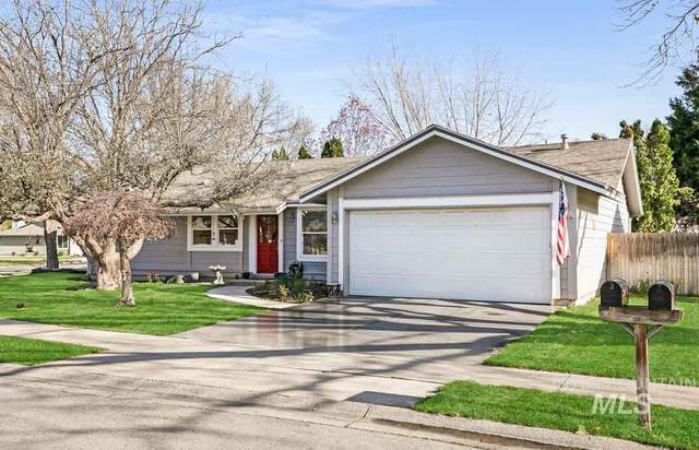 3450 S Raindrop Ct, Boise, ID 83706 (MLS #98797737) :: Trailhead Realty Group