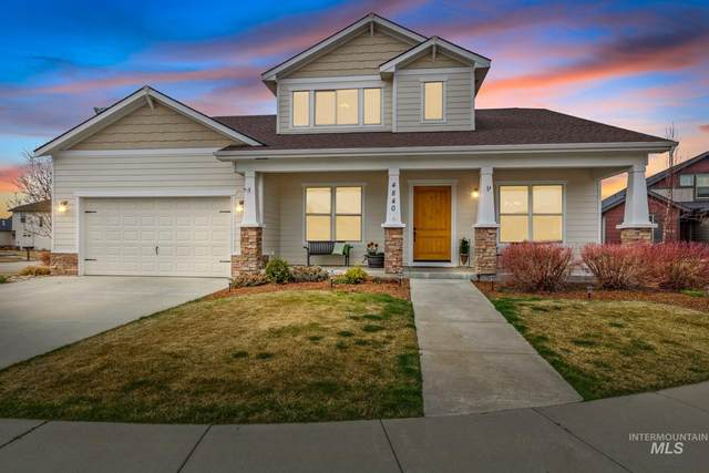 4840 W Clear Field Ct, Eagle, ID 83616 (MLS #98797866) :: Story Real Estate