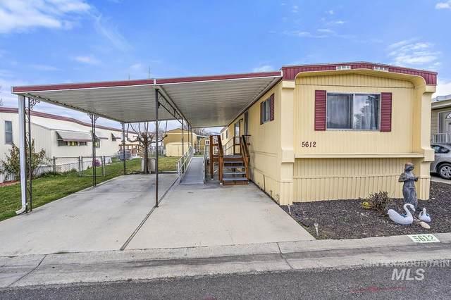 5612 N Confederate Ln, Garden City, ID 83714 (MLS #98797921) :: Bafundi Real Estate