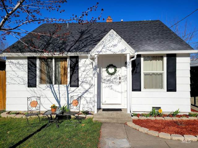 1101 Clithero Dr., Boise, ID 83703 (MLS #98798014) :: City of Trees Real Estate