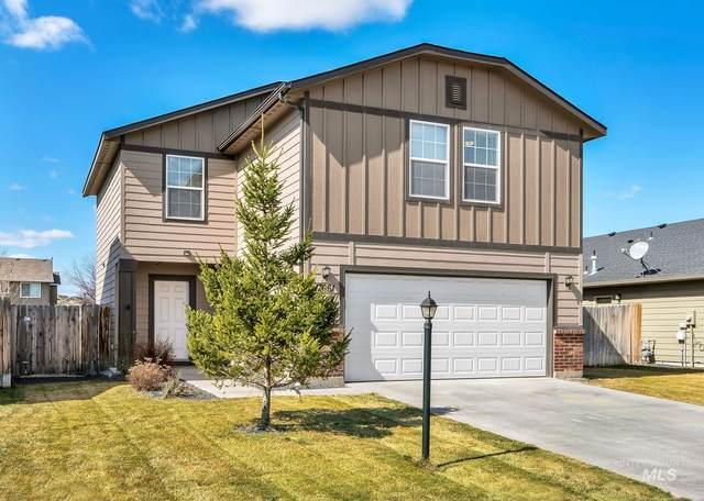 17661 Mesa Springs Ave, Nampa, ID 83687 (MLS #98798209) :: City of Trees Real Estate